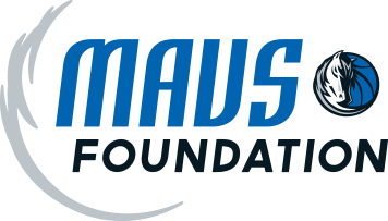 Dallas Mavericks Foundation Logo