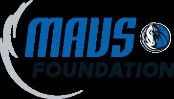 Dallas Mavericks Foundation Logo
