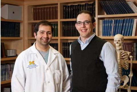 Dr. Asheesh Bedi & Christopher Medinas
