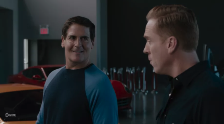 Mark Cuban on Billions